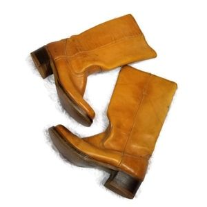 Ladies Brown Boots 7.5D
